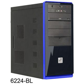Codegen Midi 450W P6224-CA sw/blau