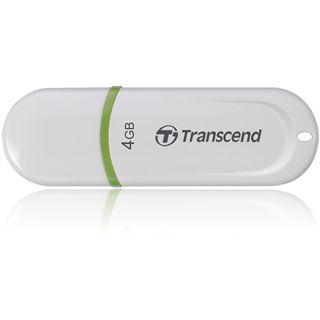 4 GB Transcend JetFlash 330 silber USB 2.0
