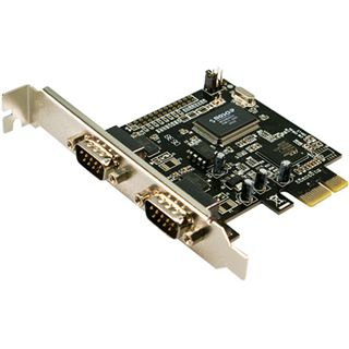 LogiLink PC0031 2 Port PCIe x1 retail