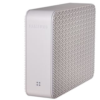 "2000GB Samsung G3 Station 3.5"" (8.89cm) Silber USB2.0"