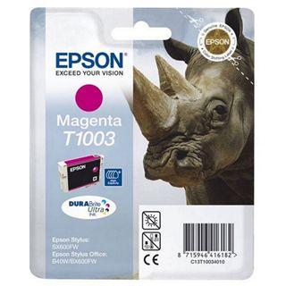 Epson T1003 - Druckerpatrone - 1 x Magenta
