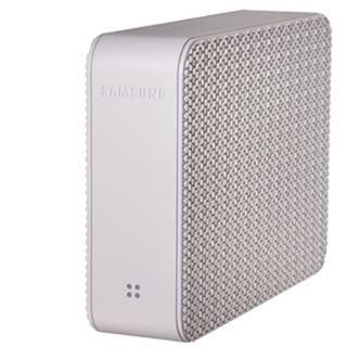 """HDE 1500GB Samsung G3 Station 3.5"""" (8.89cm) Silber/Weiß"""