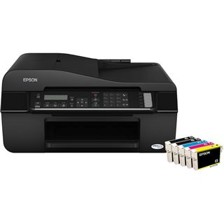 Epson Stylus Office BX320FW Multifunktion Tinten Drucker 5760x1440dpi