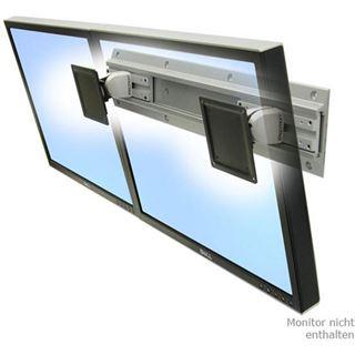 Ergotron Neo-Flex Dual Monitor Wall Mount - Befestigungskit für