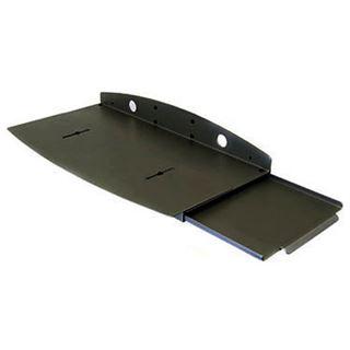 Ergotron Tastaturschublade mit Mausablage - Schwarz
