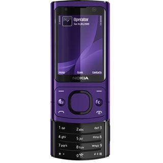 Nokia 6700 slide, 10 Tracks, Handy, purple