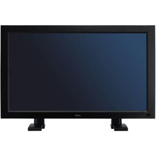 """31,5"""" (80,01cm) NEC MultiSync V321 schwarz 1366x768 1xHDMI 1.3/1xKomponenten (YUV)/1xVGA/1xComposite Video/1xDVI"""