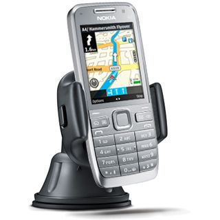 Nokia E52 NAVI metal grey