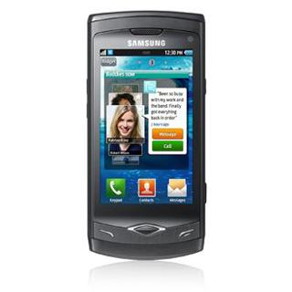 Samsung Wave S8500 ebony grey