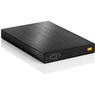"""320GB LaCie Rikiki 3660619319084 2.5"""" (6.4cm) USB 2.0 schwarz"""