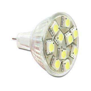 DeLock Lighting MR11 LED 10x SMD kaltweiß 2,2 Watt