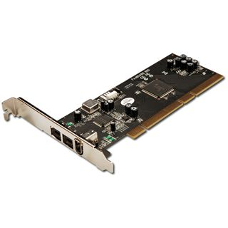 Digitus DS-33205 3 Port PCI retail
