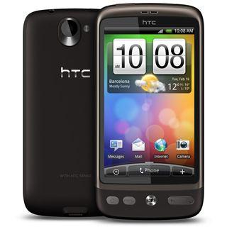 HTC vodafone Desire bronze/schwarz