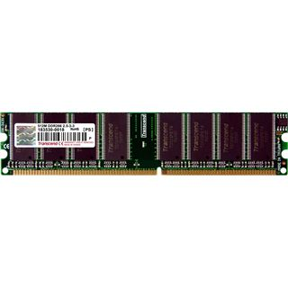 2GB Transcend JetRAM DDR-266 DIMM CL2.5 Single
