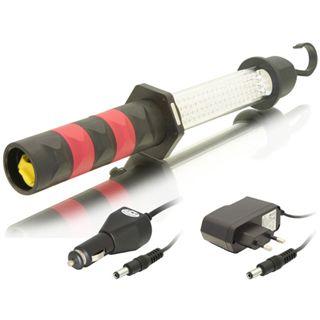 Delock Lighting Arbeitslampe mit Akku 12V/230V 80