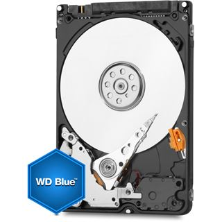 """320GB WD Blue WD3200BPVT 8MB 2.5"""" (6.4cm) SATA 3Gb/s"""