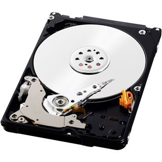 """500GB WD Blue WD5000BPVT 8MB 2.5"""" (6.4cm) SATA 3Gb/s"""