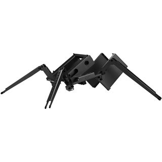 Lian Li PC-T1B Test Bench ohne Netzteil schwarz