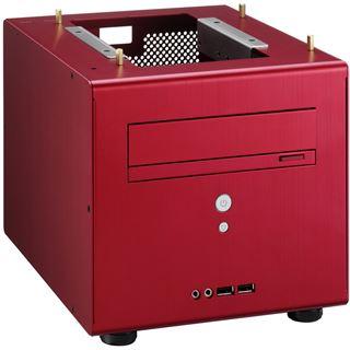 Lian Li PC-Q06R ITX Tower ohne Netzteil rot