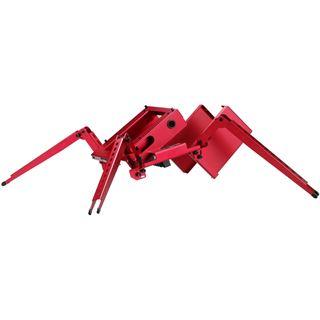 Lian Li PC-T1R Test Bench ohne Netzteil rot