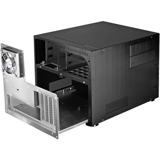 Lian Li PC-V352B Wuerfel ohne Netzteil schwarz