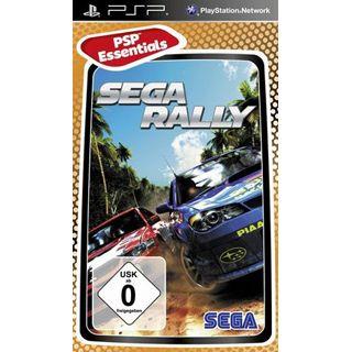 Sega - Rally Essentials (PSP)