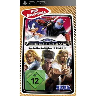 Mega Drive - Collection (PSP)