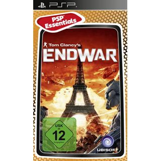 Tom Clancy's - Endwar Essentials (PSP)