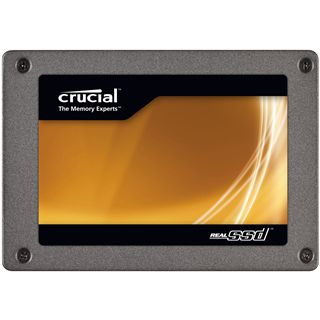 "64GB Crucial C300 Series 2.5"" (6.4cm) SATA 6Gb/s MLC asynchron (CTFDDAC064MAG-1G1)"