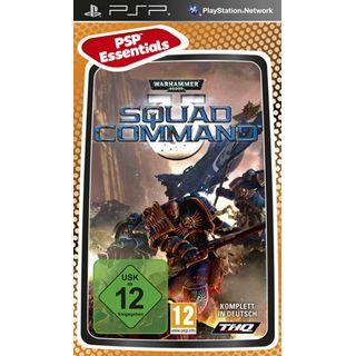 Warhammer 40.000 - Squad Command (PSP)