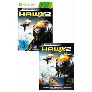 Tom Clancy's - Hawx 2 (XBox360)