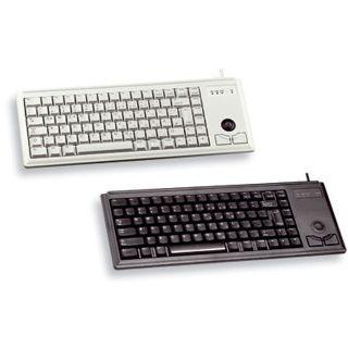 CHERRY G84-4400LUBEU-2 CHERRY ML USB Englisch (US) schwarz (kabelgebunden)