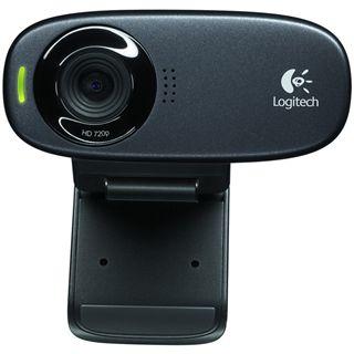 Logitech C310 HD Webcam USB