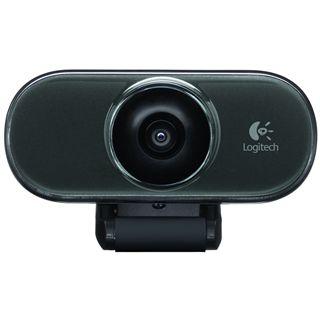 Logitech Web Kamera C210 1.3 MPixel 640x480 Schwarz USB 2.0