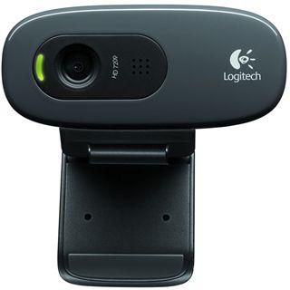 Logitech C270 HD Webcam USB