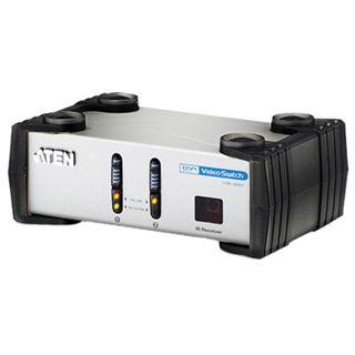 ATEN Technology VS261 2-fach DVI-A/V-Switch