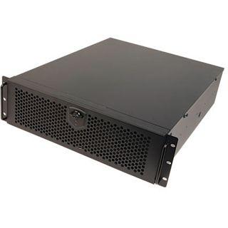 ATX Antec Rack 3U22EPS600 Desktop Gehäuse 600 Watt Schwarz