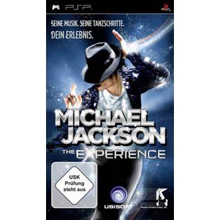 Michael Jackson: The Experience DE (PSP)