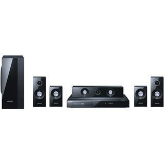 Samsung Aktivboxen HT-C5900 Blu-ray 3D 1000W 5.1 System RMS Schwarz