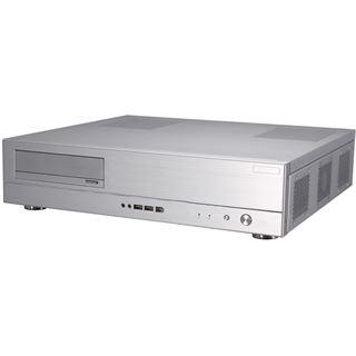 Lian Li PC-C37A Muse Alu Desktop ohne Netzteil silber