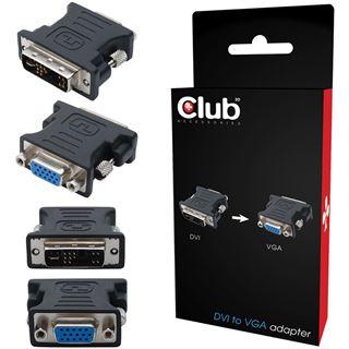 Club 3D CAA-DMA>CFA Adapter für DVI auf VGA (CAA-DMA>CFA)