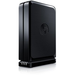 "2000GB Seagate FreeAgent GoFlex Desk STAC2000200 3.5"" (8.9cm) USB 2.0 schwarz"