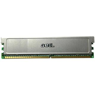 1GB GeIL Value Single Channel DDR2-800 DIMM CL6 Single