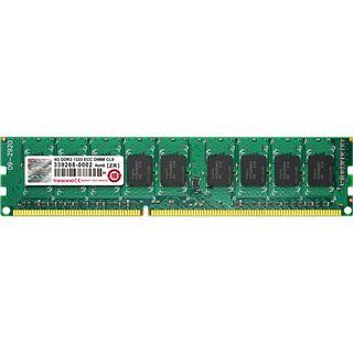 4GB Transcend TS512MKR72V3N DDR3-1333 regECC DIMM CL9 Single