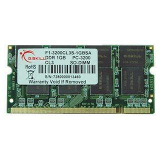 1GB G.Skill SA Series DDR-333 SO-DIMM CL3 Single