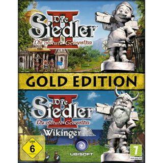Die Siedler II - Die nächste Generation Gold Edition (PC)