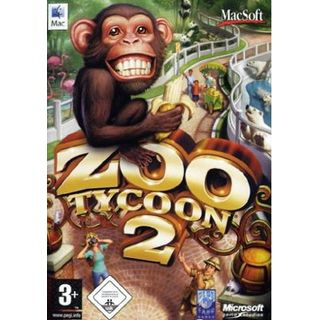 Zoo - Tycoon 2 (MAC)