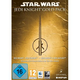 Star Wars - Jedi Knight Gold Edition (MAC)