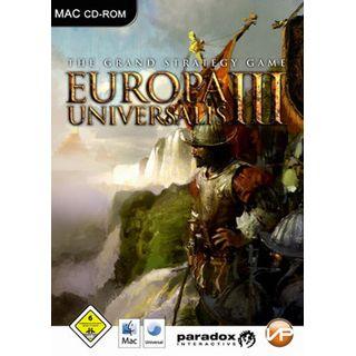Europa Universalis 3 (MAC)