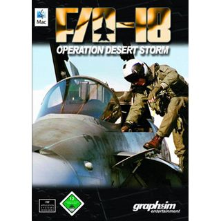 F/A-18 - Hornet Operation Desert Storm (MAC)